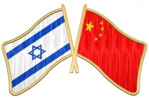 israelchinaflags