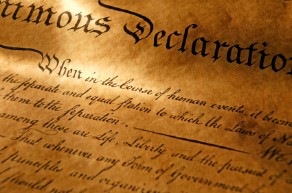 equality the declaration of independence