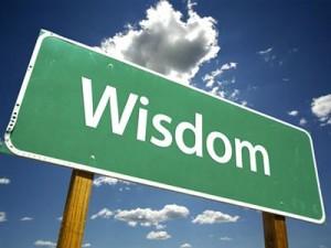 wisdom green sign 300x225 A Wisdom Society