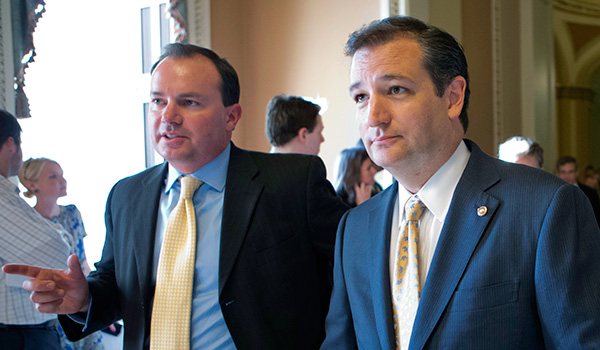 Lee Curz Ted Cruz and Mike Lee are Heroes.