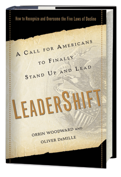 leadershift cover A Huge Shift is Coming to America   Oliver DeMille