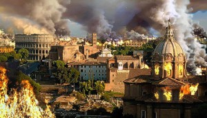 fall of rome 300x171 The 3 Best Ways to Prepare for the Coming Crash  Oliver DeMille