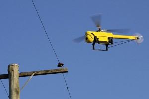 Drone w Powerline